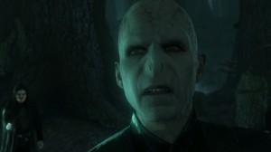 Voldemort, il était déjà moche dans les films