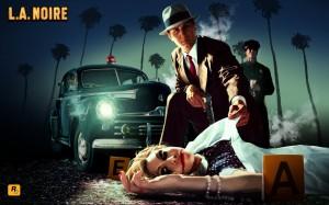 L.A. Noire, la Thompson, la Packard, c'est parti !