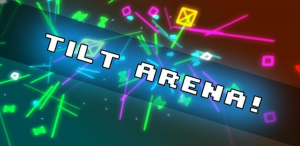 Tilt Arena le retro space shooter