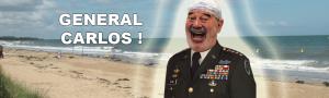 Dans infernal, il y a le général Carlos