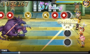 Les combats dans Final Fantasy Theatrhythm c'est trs musical !