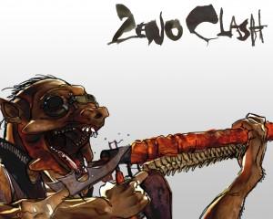 Zenoclash et ses punks mutants primitifs
