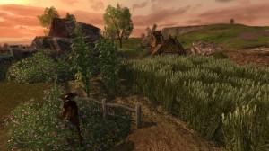 Ah... Le Rohan, ses plaines agricoles, ses invasions d'orcs...