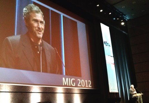 Jean-Michel Blottière MIG 2012