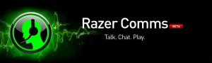 Razer Comms en beta, communiquez mieux entre gamers