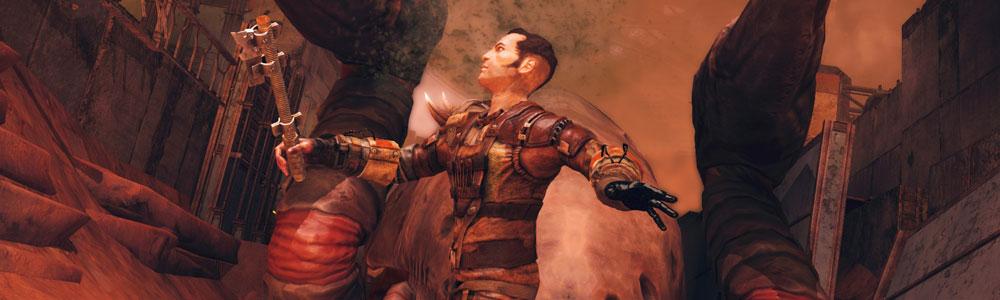 Mars: War Logs, ceci n'est pas une pose de victoire, c'est un coup prit dans la gueule !