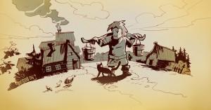 Braveland, le village de péon doit être vengé !