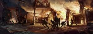 Nosgoth : L'affrontement entre les humains et les vampires, un vrai pour une fois...