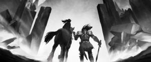 A Blind Legend sur Ulule - Une aventure de chevalier aveugle et de vengeance