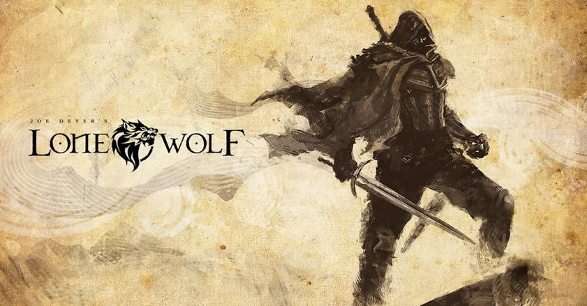 Joe Delver's Lone Wolf une review par Goreroll