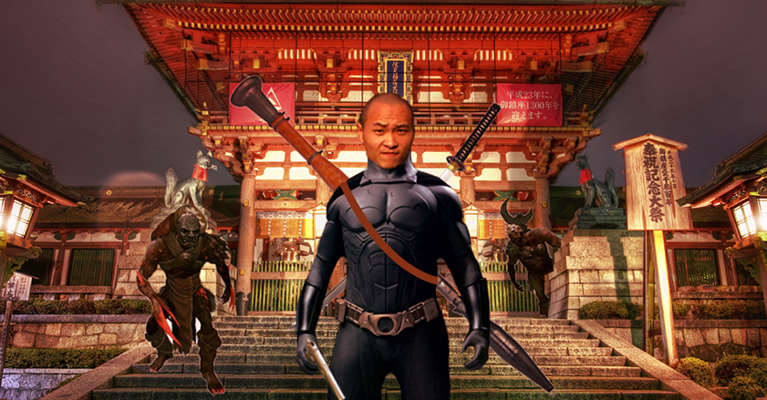 Review de Shadow Warrior par Goreroll