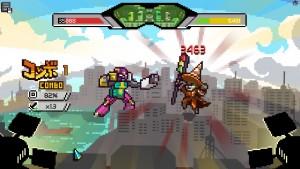 Robots.... fight !