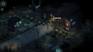Une cabane perdue dans les bois... ça commence comme dans un film d'horreur, mais au moins ça change de la ville.